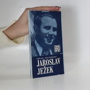 náhled knihy - Jaroslav Ježek
