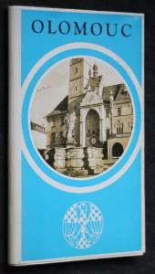 náhled knihy - Olomouc : turistický průvodce