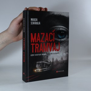 náhled knihy - Mazací tramvaj