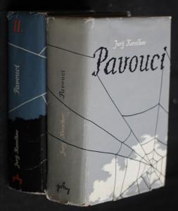 náhled knihy - Pavouci, 2 svazky