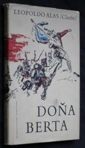 náhled knihy - Doňa Berta