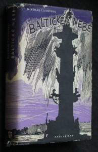 náhled knihy - Baltické nebe
