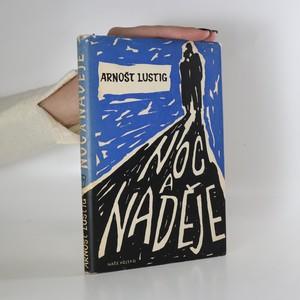 náhled knihy - Noc a naděje (věnování autora)