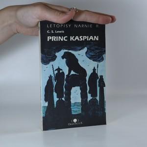 náhled knihy - Letopisy Narnie II. Princ Kaspian.