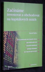 náhled knihy - Začínáme investovat a obchodovat na kapitálových trzích