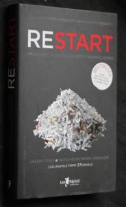 náhled knihy - Restart : průvodce podnikatelským minimalismem