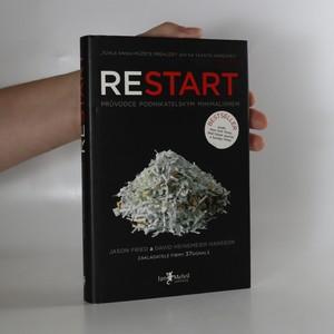 náhled knihy - Restart. Průvodce podnikatelským minimalismem