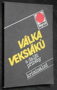 náhled knihy - Válka veksláků a další příběhy 3/1990