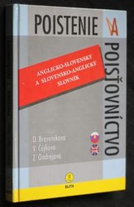 náhled knihy - Poistenie a poisťovníctvo, anglicko-slovenský a slovensko-anglický slovník