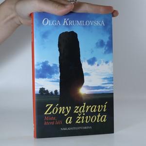 náhled knihy - Zóny zdraví a života
