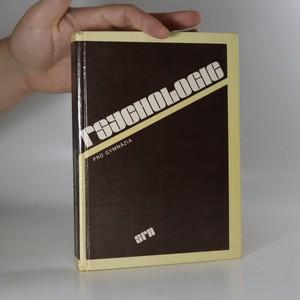 náhled knihy - Psychologie pro gymnázia