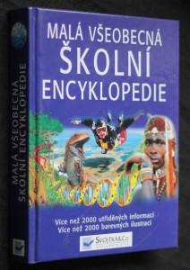 náhled knihy - Malá všeobecná školní encyklopedie