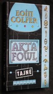 náhled knihy - Akta Fowl