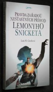 náhled knihy - Pravda za řadou nešťastných příhod Lemonyho Snicketa