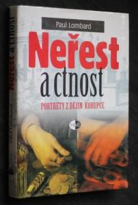 náhled knihy - Neřest a ctnost : portréty z dějin korupce