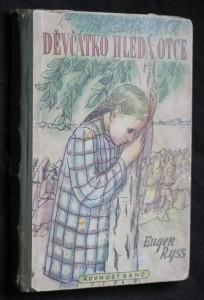 náhled knihy - Děvčátko hledá otce