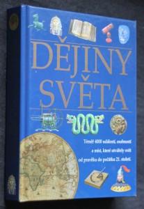 náhled knihy - Dějiny světa