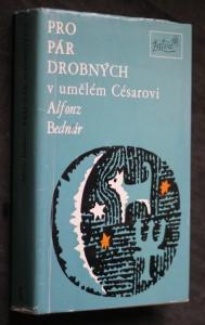 náhled knihy - Pro pár drobných v umělém Césarovi