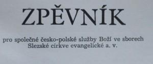 antikvární kniha Zpěvník pro společné česko-polské služby Boží ve sborech Slezské církve evangelické a.v. , neuveden