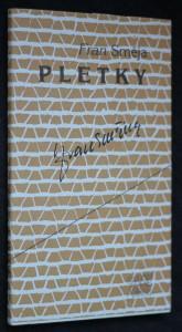 náhled knihy - Pletky : slezské verše