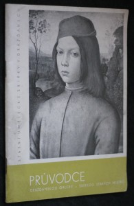 náhled knihy - Průvodce drážďanskou galerií-sbírkou starých mistrů