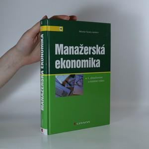 náhled knihy - Manažerská ekonomika