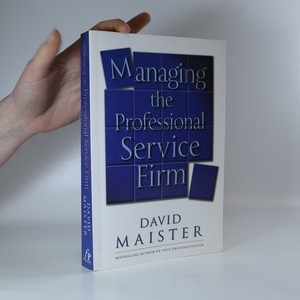 náhled knihy - Managing The Professional Service Firm