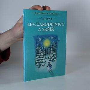 náhled knihy - Lev, čarodějnice a skříň. Letopisy Narnie I. díl