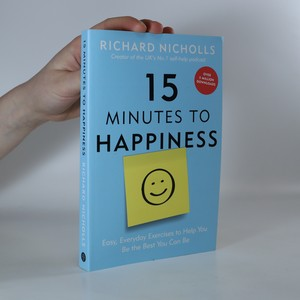 náhled knihy - 15 minutes to happiness