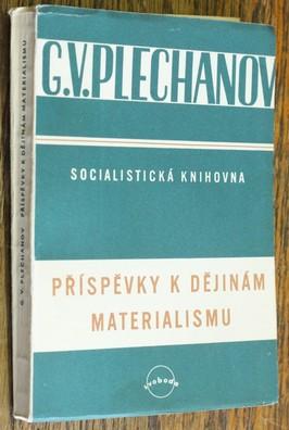 náhled knihy - Příspěvky k dějinám materialismu