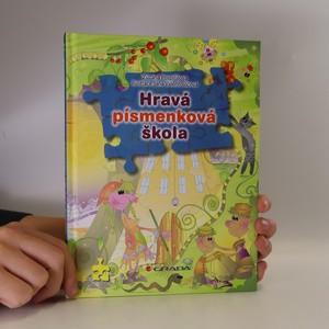 náhled knihy - Hravá písmenková škola