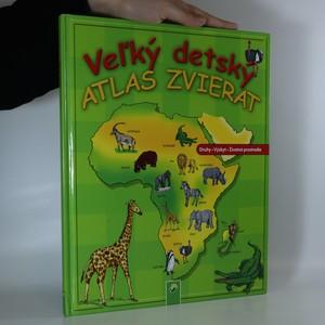 náhled knihy - Veľký detský atlas zvierat
