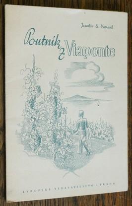 náhled knihy - Poutník a viaponte