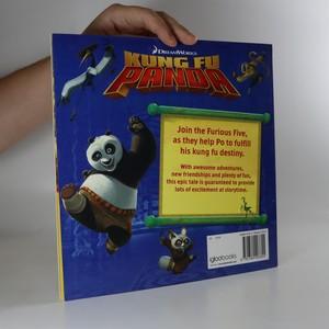 antikvární kniha Dreamworks Kung Fu Panda., 2015