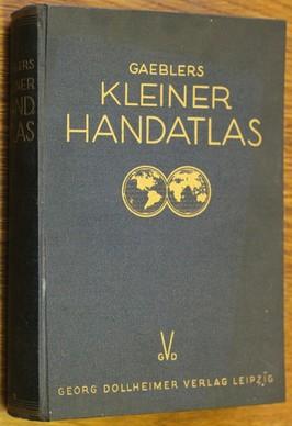 náhled knihy - Handatlas