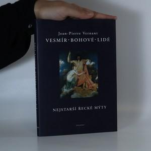 náhled knihy - Vesmír, bohové, lidé. Nejstarší řecké mýty