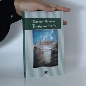 náhled knihy - Tekutá modernita