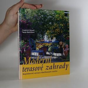 náhled knihy - Moderní terasové zahrady. Nepřeberné variace kbelíkových rostlin