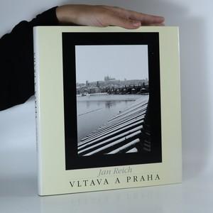náhled knihy - Vltava a Praha (podpis autora)