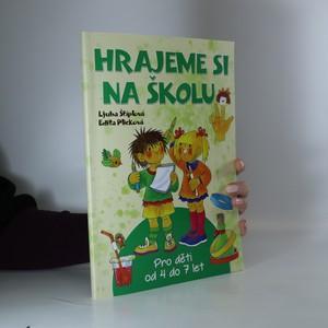 náhled knihy - Hrajeme si na školu