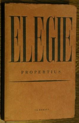 náhled knihy - Elegie