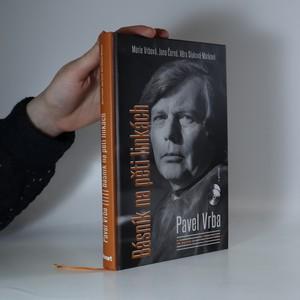 náhled knihy - Pavel Vrba. Básník na pěti linkách