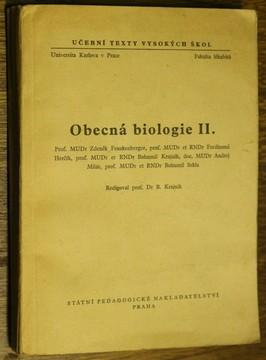 náhled knihy - Obecná biologie II : sborník