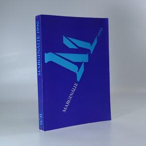 náhled knihy - Marginálie 1988-1990