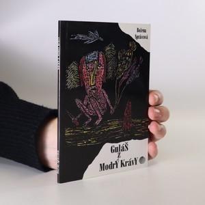 náhled knihy - Guláš z modrý krávy
