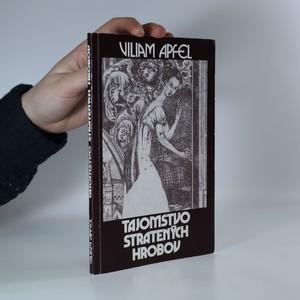 náhled knihy - Tajomstvo stratených hrobov (slovensky, s věnováním autora)