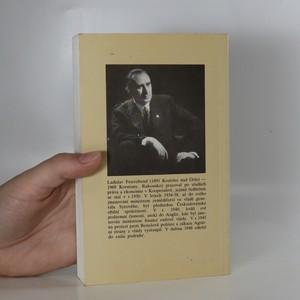 antikvární kniha Soumrak československé demokracie, 1988