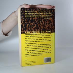 antikvární kniha The Football Factory, 1996