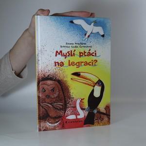 náhled knihy - Myslí ptáci na legraci?
