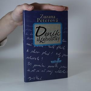 náhled knihy - Deník alkoholičky (věnování autorky)